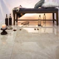 Tech Design Floors Marmi Tech Crema Marfil 24x24 Polished Porcelain Tile
