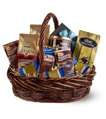Here are 30 gifts coffee snobs will appreciate. Chocolates And Coffee Gift Basket Scent Violet Flowers And Gifts Houston Tx
