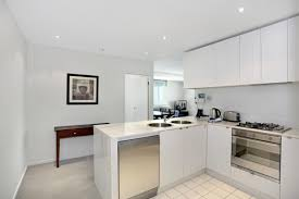 2 Bedroom 1 Bathroom Apartment In Melbourne Cbd Collins Street Kitchen Shops Melbourne Cbd