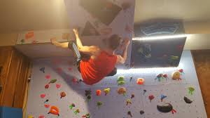 building a home bouldering and climbing wall there is no better way to improve your hand and grip strength then building a wall at home to climb on