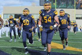 Chad Coeling Football University Of Toledo Athletics