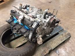 toyota avensis MK3 2.0 D4D FTV engine head block sump 2012 engine ...