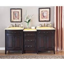 72 inch double sink vanity. silkroad double sink vanity hyp-0726-tl-72-yol 72 inch c