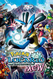 Pokemon Movie 8: Lucario Ki Toofani Shakti Hindi Dubbed HD Download - Flame Pokemon  Hindi