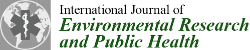 International Journal Of Environmental Research And Public Health ...