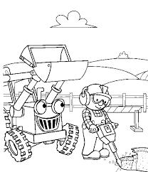 Bob The Builder Kleurplaat Dibujos Dibujos Para Colorear En Niños