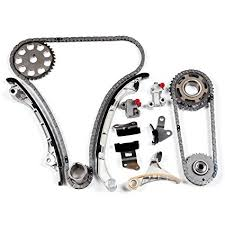 Amazon.com: ECCPP Complete Timing Chain Kit for Toyota Tacoma 2010 ...