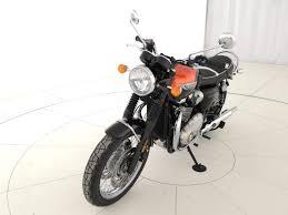 moto usata triumph bonneville t120