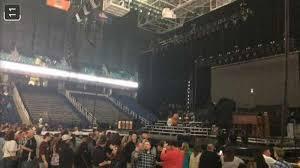 Greensboro Coliseum Seating Chart For Trans Siberian Orchestra Greensboro Coliseum Section 125 Home Of Greensboro