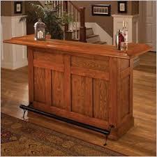 hillsdale ashland bar set in classic oak bar furniture sets home