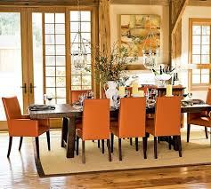 pottery barn style dining table: this dining table is expandable pottery barn distressed wood dining table expandable