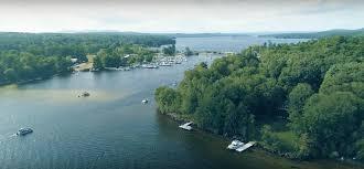 Brandy Pond Waterfront - Naples, Maine - Maine Waterfront