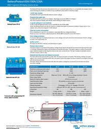 Victron Batteryprotect 12 24v 220a