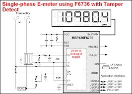 power meter wiring diagram efcaviation com ge kv2c multifunction meter manual at Ge Kilowatt Hour Meter Wiring Diagram