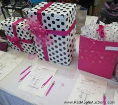New Idea For Your Silent Auction Or Raffle Surprise Box