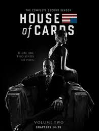 The only two actors to have main appearances in all six seasons of house of cards. House Of Cards Season 2 Wikipedia