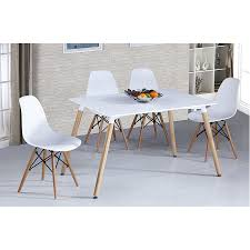 White Extension Dining Table Ion Oval Extension Dining Table White Dcg Stores