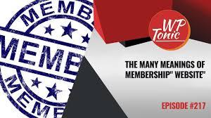 217 wp tonic round table show wordpress membership websites