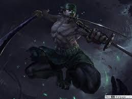 Roronoa Zoro Katana Sword HD wallpaper ...