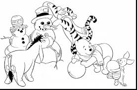 Small Picture Awesome Winter Coloring Sheets Photos New Printable Coloring