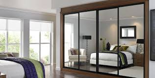 Mirrored Bedroom Wardrobes Bedroom Furniture Fitted Wardrobes Raya Furniture