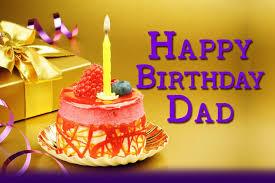 Happy Birthday Daddy Cake Gif