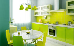 Colour Kitchen Marvelous Kitchen Design In Lime Colour Come With Lime Modern