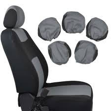 12pc car seat covers carpet floor mats