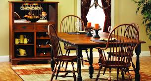 Classic American Made Dining Room Tables & Chairs Mostly Amish