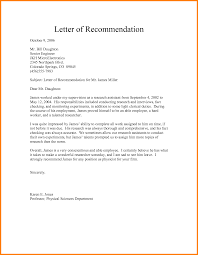 letter for job recommendation 7 job recommendation template ledger paper