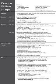 Cover Letter Sample Architect Resume Enterprise Architect Resume