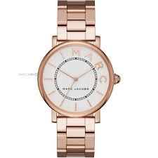 "marc jacobs watches ladies marc jacobs watch shop comâ""¢ unisex marc jacobs the roxy watch mj3523"