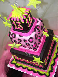 pink cakes for girls 13th birthday.  13th Throughout Pink Cakes For Girls 13th Birthday