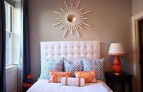 Orange Bedrooms Blue And Orange Bedrooms
