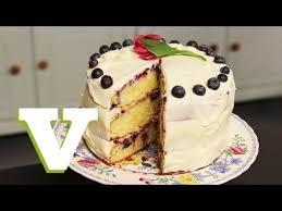 How To Make A Lemon Blueberry Layer Cake Keep Calm And Bake Youtube