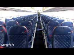 Md 90 Seating Chart Delta Md90 Cabin Tour Comfort Youtube