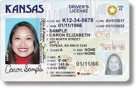 City Star Frustrating The Driver's Id Be License Can Real Kansas Getting