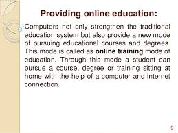 importance of computer in petroleum engineering 8 9 providing online education computers