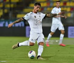 Paolo Bartolomei of Spezia Calcio in action during the Serie B... News  Photo - Getty Images