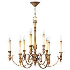 eclectic chandelier lighting light hinkley lighting casa chandelier plantation light pineapple ideas for entrance halls