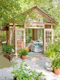 Small Picture Best 25 Garden houses ideas on Pinterest Houses to Fairy