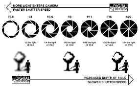 Photography Depth Of Field Chart Ecommerce Diy Product Photography 101