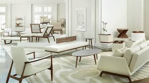 contemporary furniture for living room. American Leather Walnut Collection From Lawrance Contemporary Furniture In San Diego For Living Room S