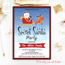Christmas Birthday Party Invitations Luxury Free Printable Nightmare Before Christmas Birthday