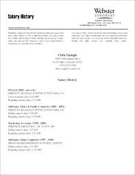 Salary Requirements On A Resumes Sample Cover Letters With Salary Requirements Kliqplan Com