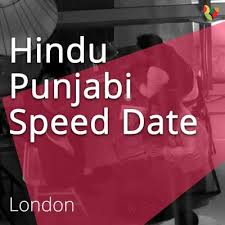 speed dating london asian