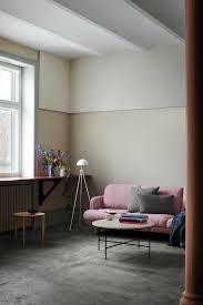 planner circular coffee table from fritz hansen