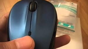 Logitech M325 Wireless Optical Mouse Light Silver Logitech Wireless Mouse M325 Review