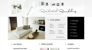 Kitchen Website Design Interior Interesting Decorating