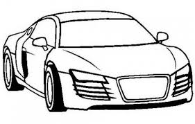 Small Picture Printable Car Coloring Pages 6022 Sports Car Coloring Pages Audi